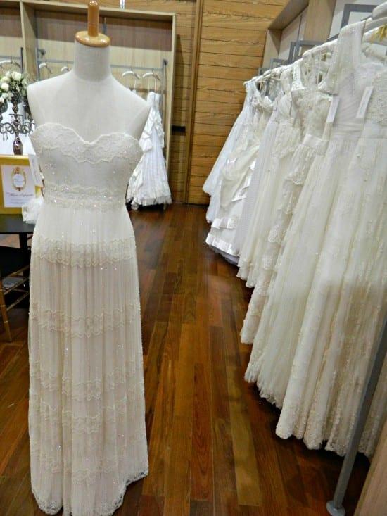 Casa Moda Noivas 2013: vestidos de Marie Lafayette.