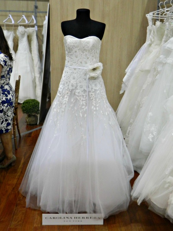 Casa Moda Noivas 2013: tendências em vestidos de noiva são vintage.