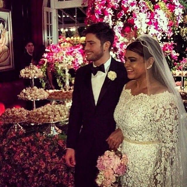 Festa do casamento de Preta Gil e Rodrigo Godoy.