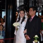 Casamento no cruzeiro MSC Preziosa: Kenya e Edmar.