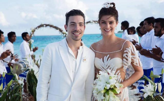 Casamento Isabeli Fontana e Di Ferrero.