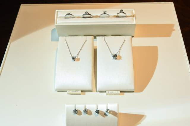 Tiffany Love Stories: jóias de noiva. Foto: Divulgação.
