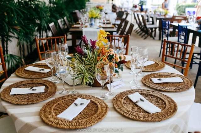 Decoração de casamento na praia. Foto: Luiza Marques. Mais inspirações no blog Planejando Meu Casamento ( www.planejandomeucasamento.com.br ).