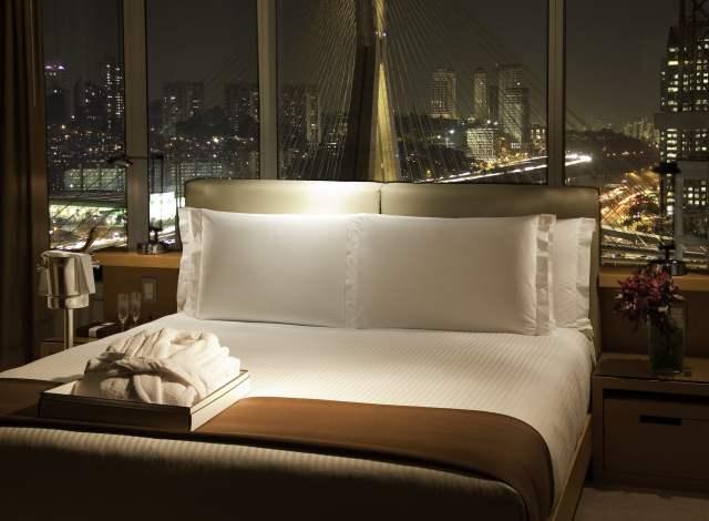 Melhores hotéis para noite de núpcias em São Paulo. Blog: www.planejandomeucasamento.com.br