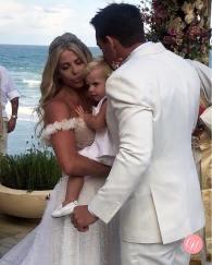 Casamento de Karina Bacchi e Amaury Nunes. Foto: @centraldanoiva