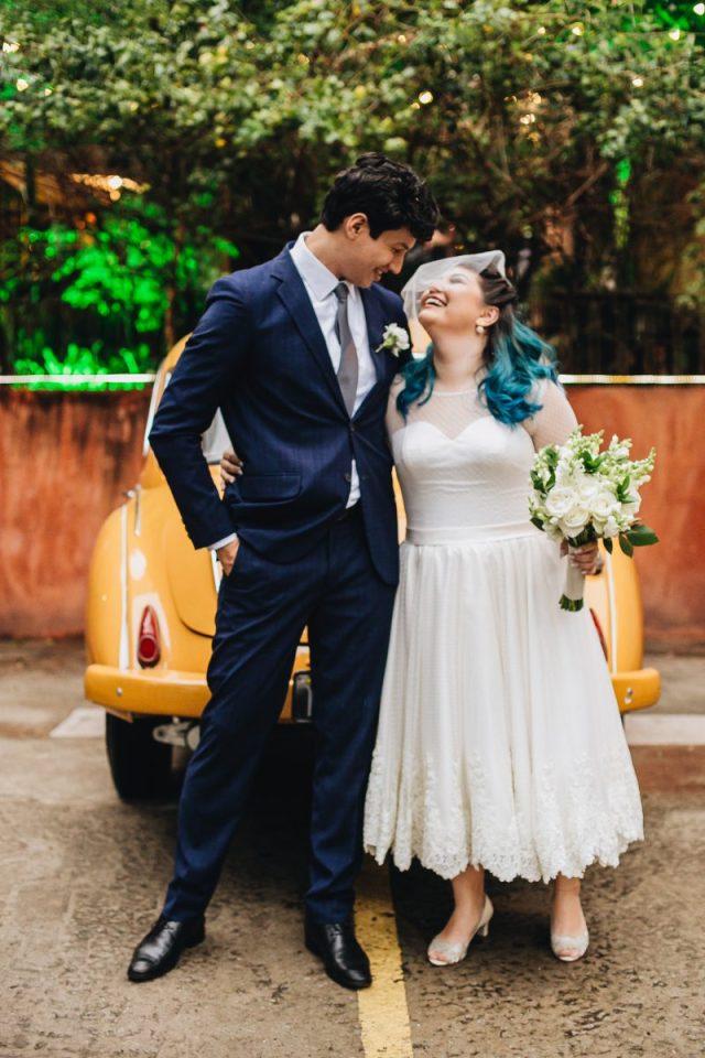 Casamento Dani e Raul. Foto: Canvas Ateliê.
