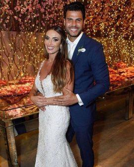 Casamento Nicole Bahls e Marcelo Bimbi. Foto: @a2cerimonialeeventos