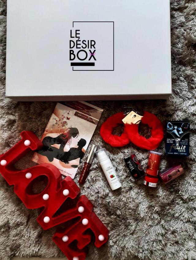 Le Désir Box: clube de assinatura de brinquedos eróticos para casais. Foto: Divulgação.