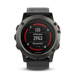Análisis, review, características y ofertas para comprar del reloj deportivo con Garmin Fenix 5X
