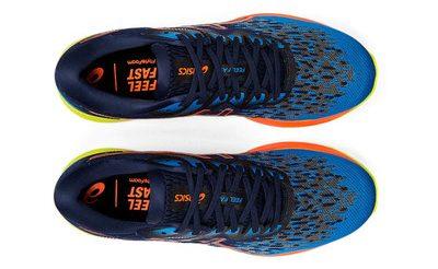 Análisis, review, características y ofertas de la zapatilla de correr Asics Dynaflyte 4
