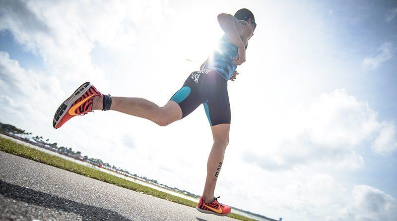 Mejores zapatillas para correr un triathlon