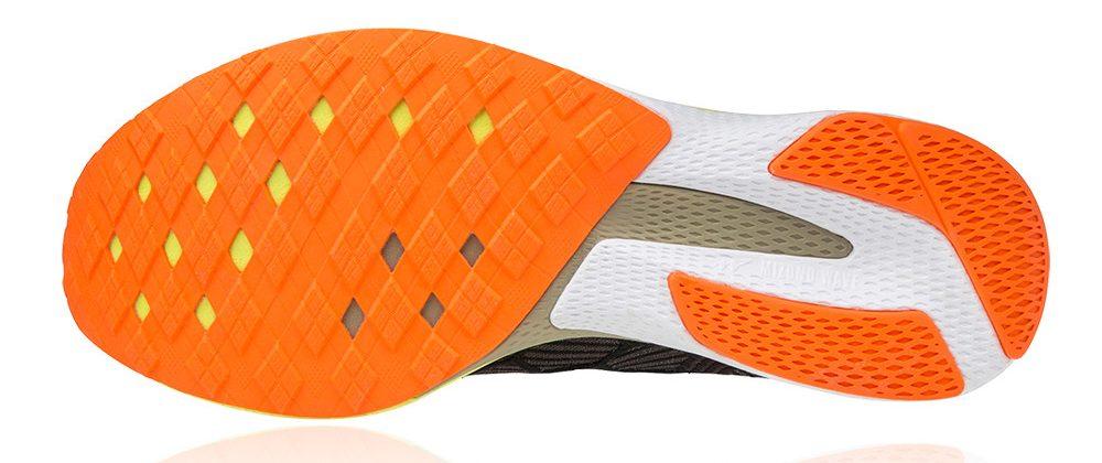 zapatillas running mixtas mizuno fit
