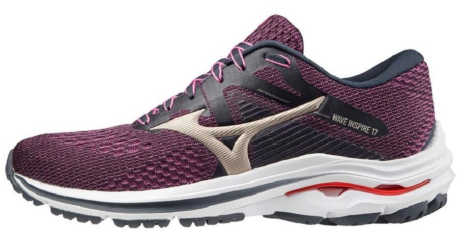 Análisis, review, características y ofertas para comprar la zapatilla de correr Mizuno Wave Inspire 17