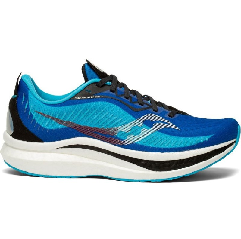 Análisis, review, características y ofertas para comprar la zapatilla de correr Saucony Endorphin Speed 2