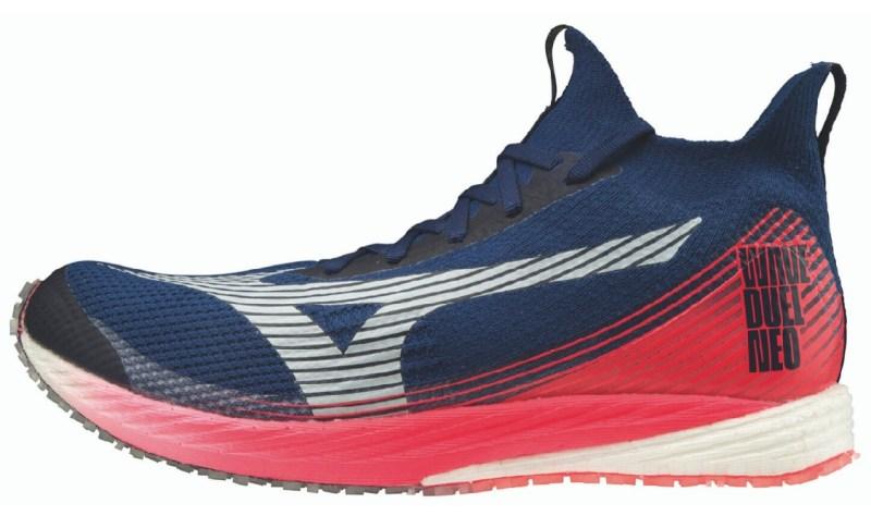 Análisis, review, características y ofertas para comprar la zapatilla de correr Mizuno Wave Duel Neo