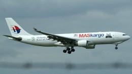 Airbus A330-223F 9M-MUD MASkargo