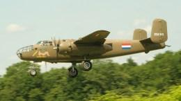 North American B-25N Mitchell PH-XXV/232511/N5-149 Royal Netherlands Air Force
