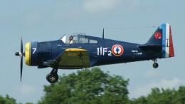 North American NA-68 F-AZHD/79413/7 French Navy