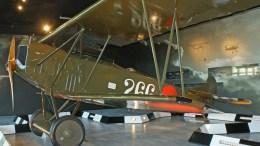 Fokker D.VII (replica) 266 Luchtvaartafdeeling (Netherlands Air Force)