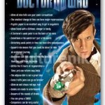 Things-I-Learned-from-Doctor-Who-TV-Poster-0