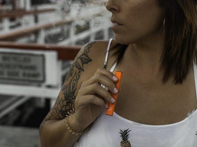 Cigarette électronique pour arrêter de fumer.