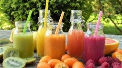 Faire ses smoothies et jus de fruits frais à la maison !
