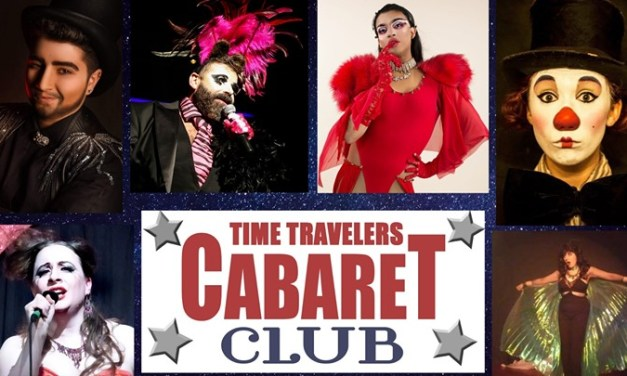Time Travelers Cabaret Club 28 May