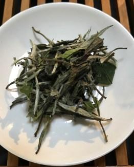 The delicate flavorful and sweet Bai Mu Dan