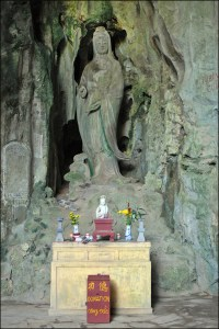 Quan yin appears everywhere to benefit