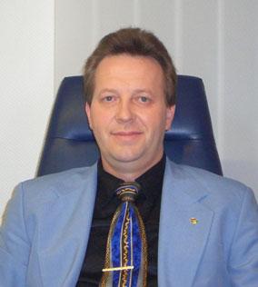 Андреас Винс - президент и основатель Международной академии бизнеса Adlerakademie
