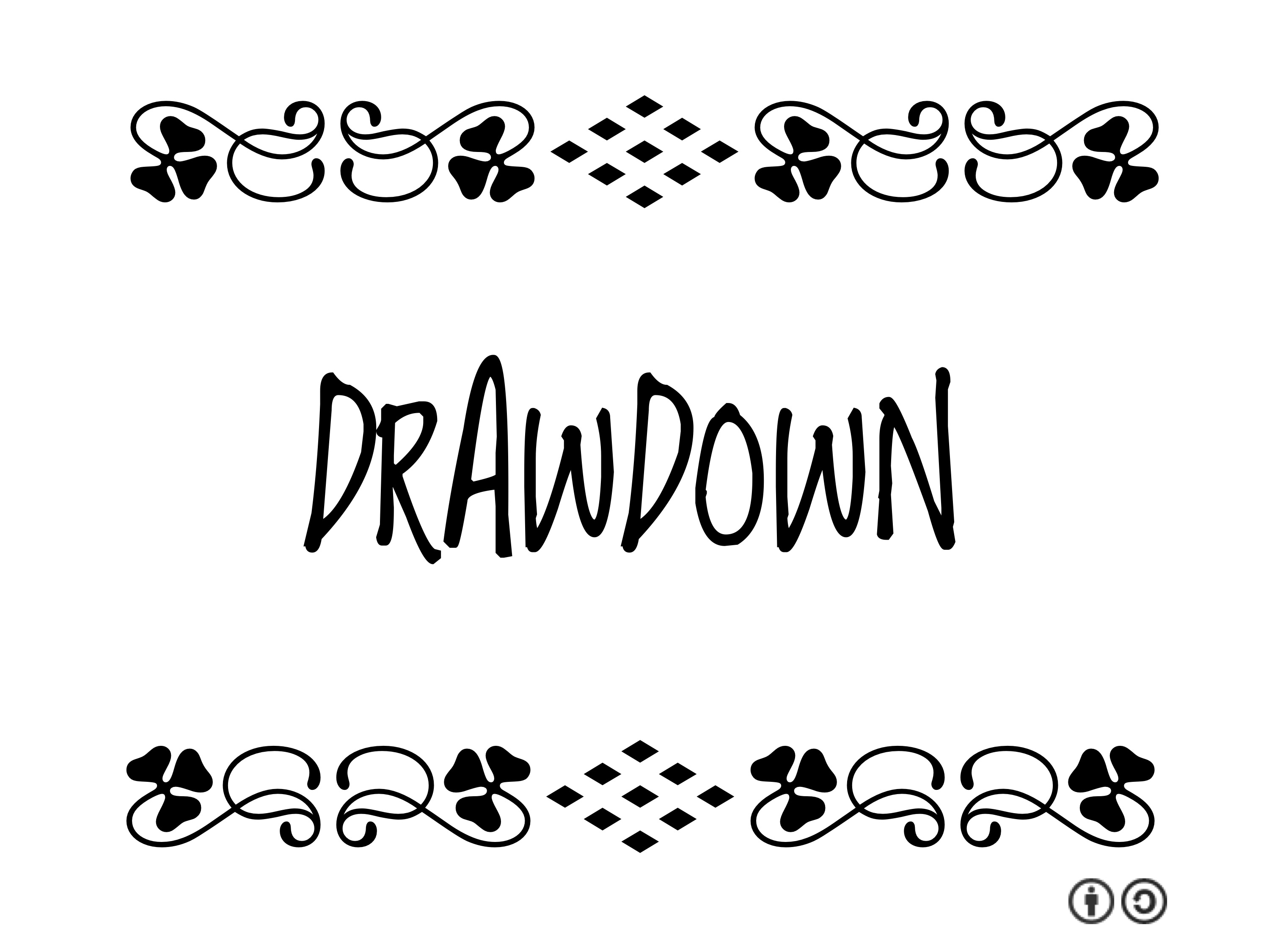 Climate Drawdown