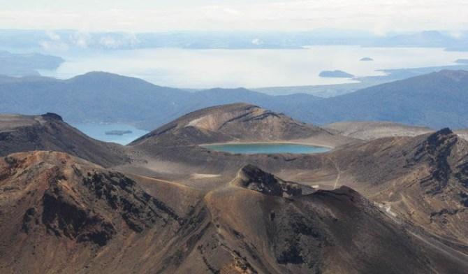 Tongariri Nouvelle Zélande