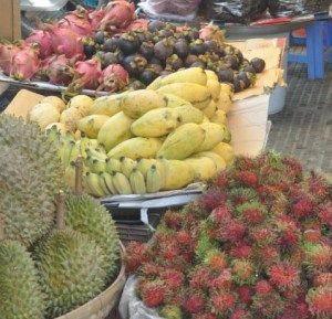 Agriculture durable : fruits exotiques