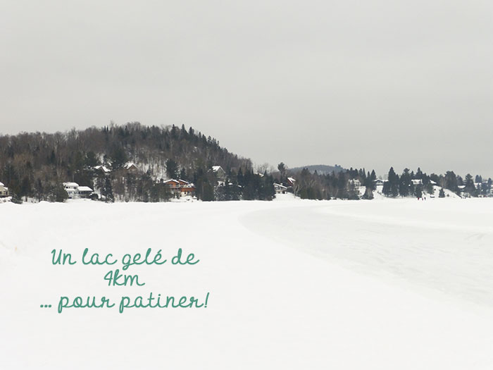 Hiver Montreal : Chalet