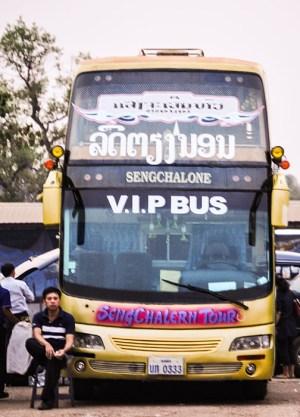 Bus thaïlande