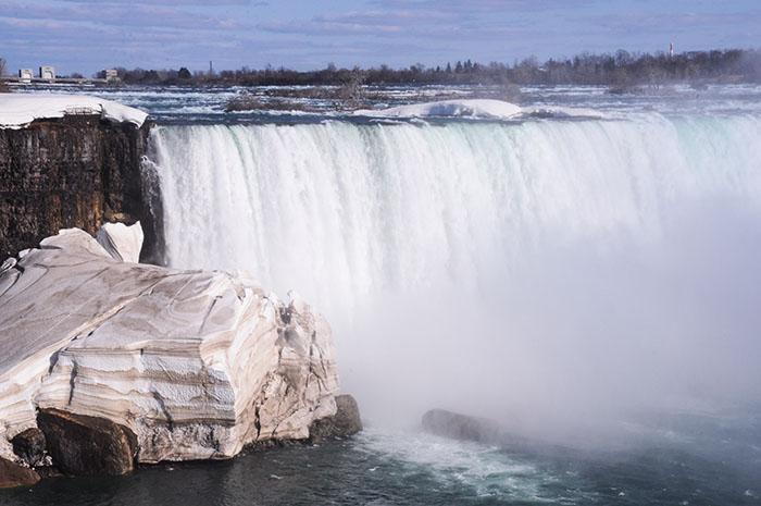 You are currently viewing Voir les chutes du Niagara au printemps