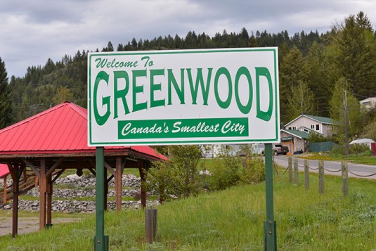 Wwoofing Greenwood