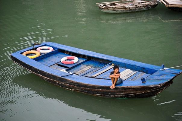 Budget Tour du monde: Halong Bay