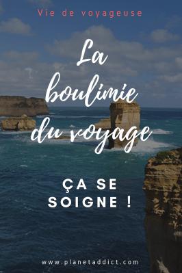 Pinterest - la boulimie du voyage