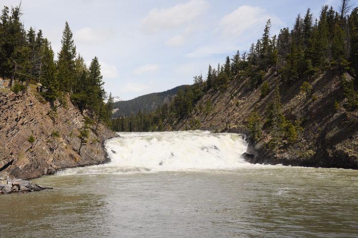 Les rocheuses : Banff