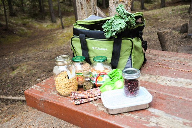 Voyage : manger zéro déchet