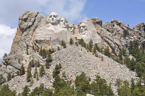 Road Trip Voiture en Canada / US : Rushmore