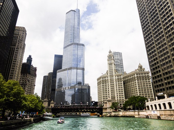 Road Trip en Voiture Canada / US : Chicago