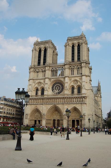 retour de voyage paris