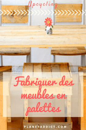 Pinterest-upcycling meubles palettes