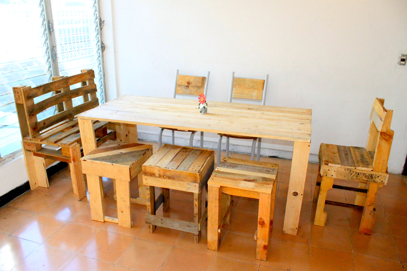 You are currently viewing Upcycling : Comment construire des meubles en palettes