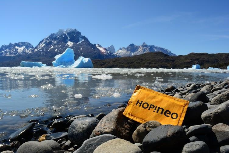 Voyagez durable avec Hopineo !