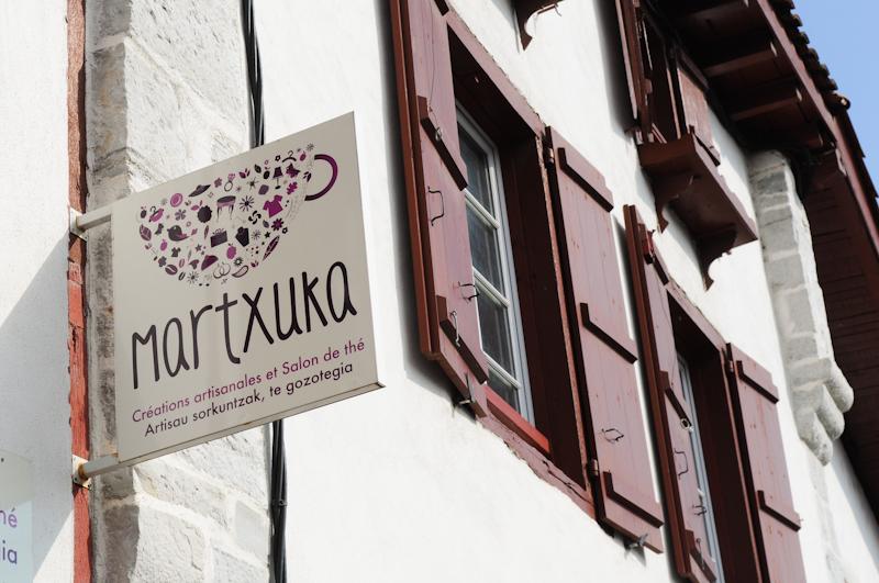 Read more about the article THE marché des créateurs au pays basque avec Martxuka
