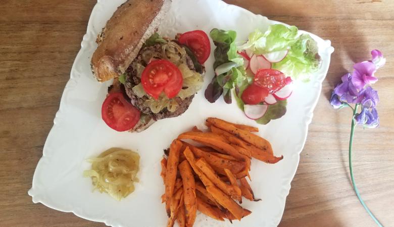 recette-burger-vegan