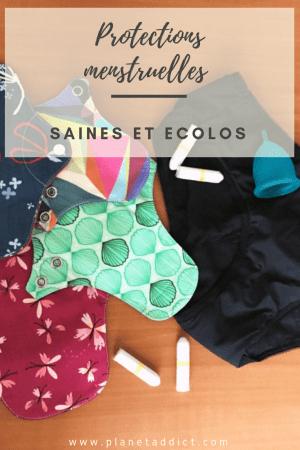 Pinterest - protections menstruelles